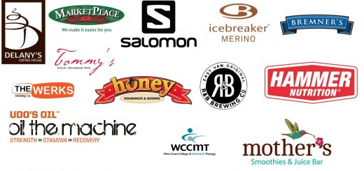 Our amazing 2014 sponsors